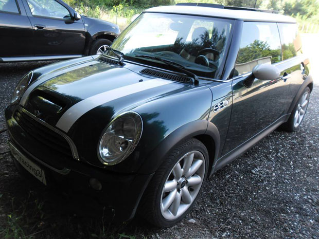 reprogrammation moteur mini cooper s 163 a 200 cv digiservices troyes. Black Bedroom Furniture Sets. Home Design Ideas