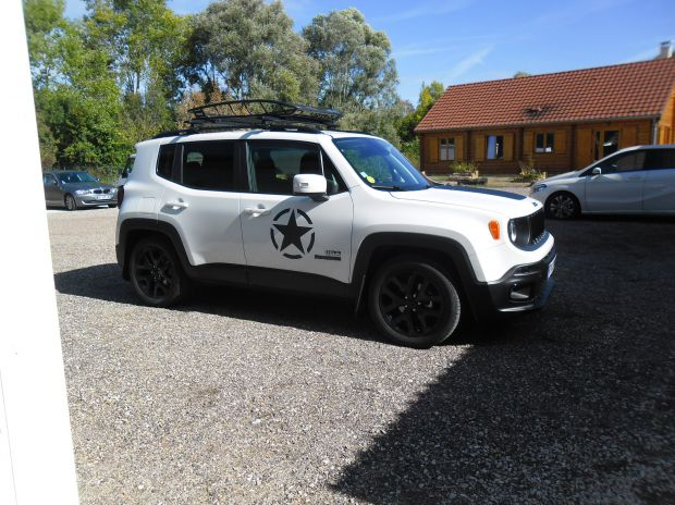 Jeep Renegade 1,6 jtd